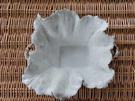 Keramik Schale von oben - NR: 116