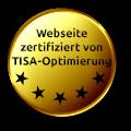 Zertifikat TISA-Optimierung.de