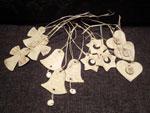 Baumschmuck als Weihnachtsdekoration für den Weihnachtsbaum - NR: 162