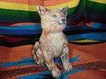 Keramiktiere in Natur oder Wunschfarbe - NR: 185 - VERKAUFT