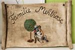 Familiennamen Türschild Keramik - NR: 231